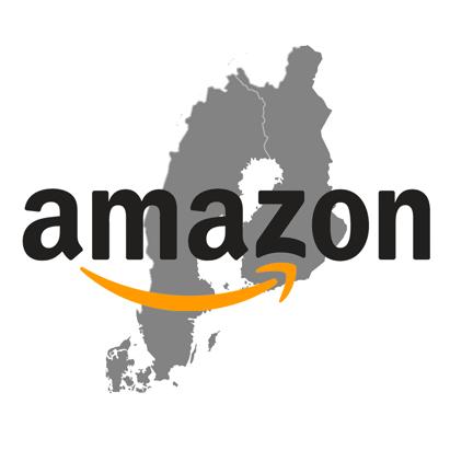 amazon scandinavia