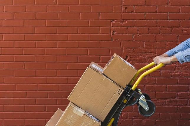 shipping boxes amazon