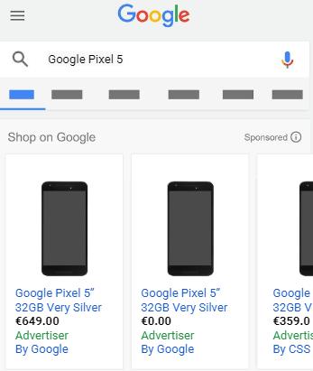 google telecom pricing