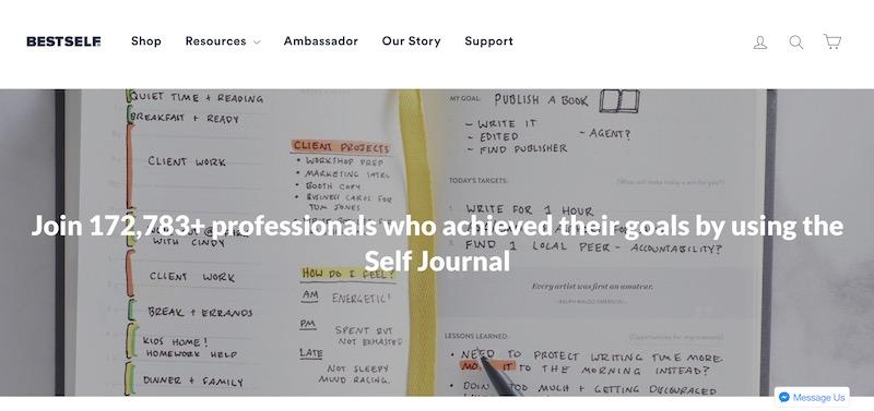 self journal 2