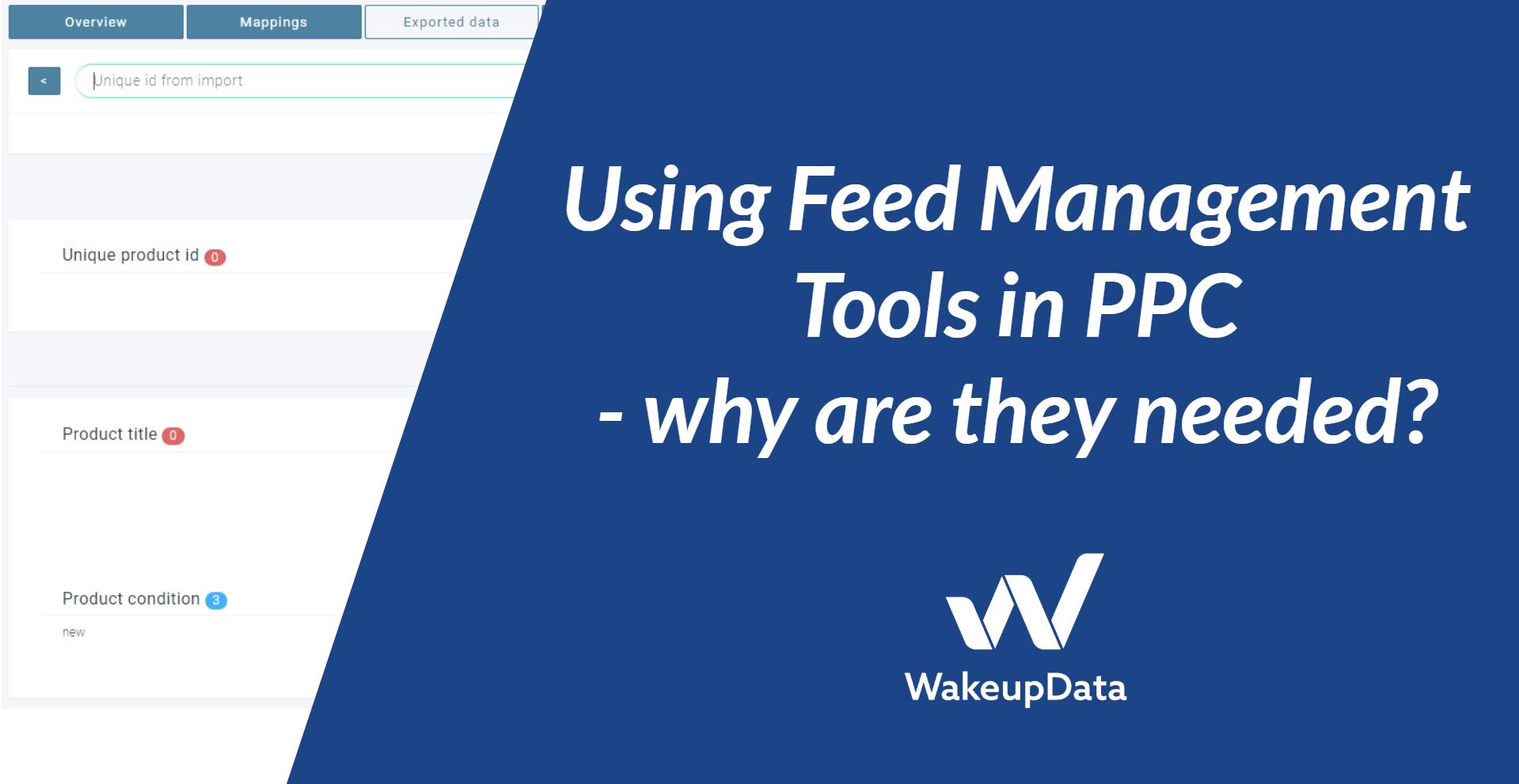 ppc feed marketing