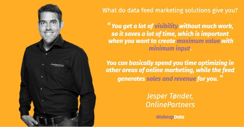 Interview with Jesper Tønder from OnlinePartners
