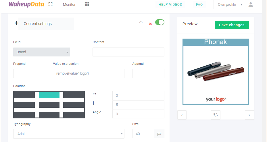 Optimize Product Images with the Image Transformation tool