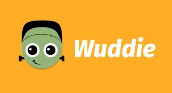 Wuddie is here.